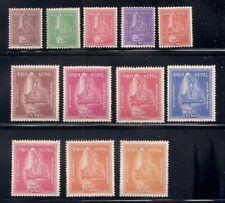 Nepal   1959   Sc # 90-101   MNH  OG     XF   $110   (43534)