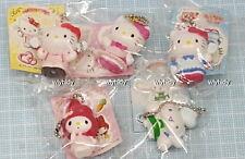 Sanrio Hello Kitty Cinnamoroll My Melody Mascot - Kabaya Rare Collectible    ^_^