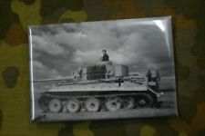 Aimant Magnet Frigo Panneau Magnétique ww2 Seconde Guerre Mondiale tank char