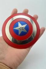 New 1/6 Captain America Steve Rogers Metal Shield Civil War Avengers Toys Hot