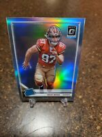 2019 DONRUSS OPTIC RATED ROOKIE Nick Bosa Holo Silver Prizm RC🔥🔥(PSA 10??)49er