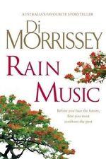 Rain Music by Di Morrissey (Hardback, 2015)