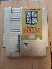 Legend Of Zelda Nintendo NES Video Game Cartridge Working Clean Tested