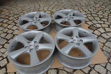 4 orig. Mazda 6 Alufelgen 7x17 ET55 9965067070 LK 5x114,3 neu Grau met gepulvert