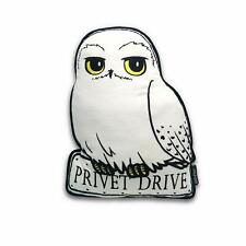 OFFICAL HARRY POTTER HEDWIG SHAPED CUSHION PILLOW