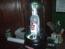 Smirnoff Tesla Electric Sign & Miller Lite Bud Light Pabst Coors Beer Coasters