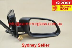NEW DOOR MIRROR FOR VOLKSWAGEN POLO 2005 - 2010 (RIGHT DRIVER SIDE)
