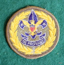 BOY SCOUT ADULT POSITION PATCH - COMMISSIONER