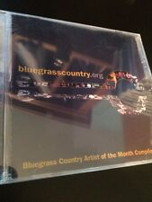 bluegrasscountry.org Bluegrass Country Artist of the Month Compliation (CD)