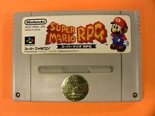 Super Mario RPG (Nintendo Super Famicom SNES SFC, 1995) Japan Import New Battery