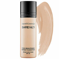 bareMinerals bareSkin Pure Brightening Serum Foundation SPF 20 - BARE LINEN 03