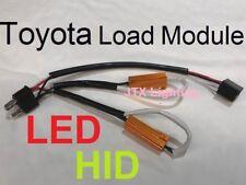JTX LED HID Load Module fix blue dash light suits Toyota Hilux Surf Prado 90 120