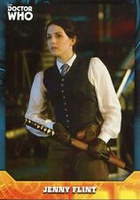 Doctor Who Signature Series Base Card #56 Jenny Flint