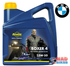 Putoline Boxer 4L 15W-50 Engine Oil, Designed for (air-cooled) BMW Boxer engines