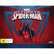 Marvel Ultimate Spider-Man the complete DVD Series 16-Disc Set R4 New