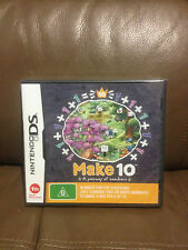 Make 10: A Journey of Numbers (Nintendo DS, 2008)