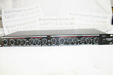 170-935  Citronic CL22 Compressor-Limiter-Gate    Dual-Stereo - LED atten meters