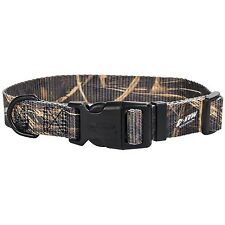 "Team Realtree Dog Collar Quick Snap Camo 18-26"" New with tags $14 Value"