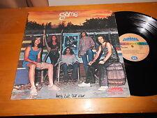 Game 70s POP ROCK LP Long Hot Summer GATEFOLD USA ISSUE