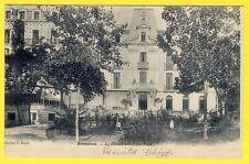 cpa Dos 1900 ARCACHON (Gironde) Le Grand HÔTEL des PINS (Continental) Coll.FAURE