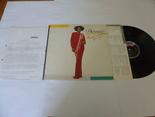 DIONNE WARWICK - Reservations For Two - 1987 German 10-track Vinyl LP