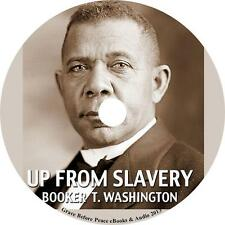 Up From Slavery, Booker T. Washington Autobiography Audiobook on 8 Audio CDs