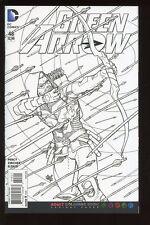 Green Arrow #48 Adult Coloring Book Variant Cover Nm Dc Comics bin16-1704