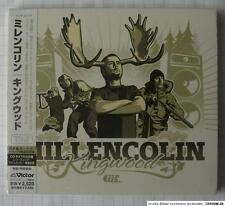MILLENCOLIN - Kingwood + 1 BONUS JAPAN CD DIGIPACK NEU! VICP-63015