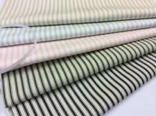 "Crafts Striped 100% Cotton 45"" Fabric"