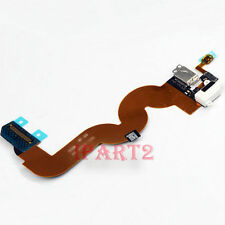 Charging Charger Dock Port Audio Jack Flex Cable for Apple iPod Touch 5 (White)