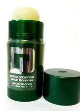 PACO RABANNE POUR HOMME 50% FULL DEODORANT STICK UNBOX 2.2 OZ BY PACO RABANNE