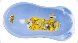 Babywanne Babybadewanne Kinderbadewanne inkl. integriertem Thermometer