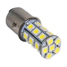 Lampadina 12V 35/35W 27 LED BA20d 180-220LM Socket Lampadine per auto
