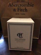 """Abercrombie & Fitch Candle """"The Thinker"""" 10.5 oz / 298 g New in Box"""