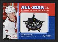 2016-17 O-Pee-Chee Patches #P68 Jason Spezza '12 AS - NM-MT
