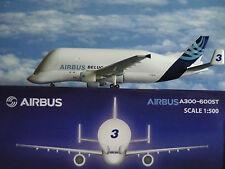 Hogan Wings 1:500 Airbus A300-600ST Airbus Beluga 3 F-GSTC + Herpa Wings Katalog
