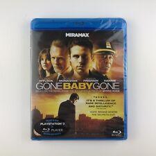 Gone Baby Gone (Blu-ray, 2011) *New & Sealed*