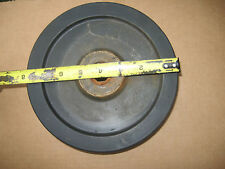 "Lot of 4 8""x2"" Phenolic Resin? Wheel for Casters or Equipment 1400 lb Cap?"