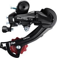SHIMANO SIS Tourney RD-TZ500 Cycling Bike Rear Derailleur 6/7-Speed Hanger Mount
