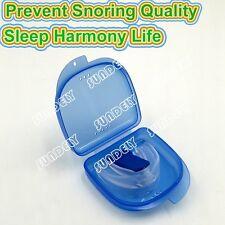 Quality Stop Snoring Mouthguard Mouthpiece Anti Snore Sleep Apnea Mouth Guard AU