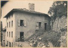 ST BONNET LE CHASTEL 1898 - Maison Dentellières Auvergne - aa1203