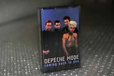 Depeche Mode - Coming Back To You (1999) Mixes, Acoustic CASSETTE RARE! NM