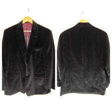 Ralph Lauren Black Label Jacket Blazer 44R Velvet Smoking 2 Button Sport Coat