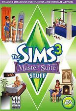 The Sims 3: Master Suite Stuff (PC: Windows, 2012)