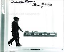QUENTIN PIERRE & ALAN HARRIS - Star Wars GENUINE AUTOGRAPHS UACC (R5457)