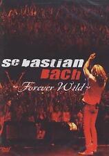 Sebastian Bach-Forever Wild (DVD) NUOVO/SEALED!!! SKID ROW SINGER!