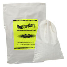 Moisturesorb Reusable Moisture Removal Desiccant Pouch: Treats 150 sq. ft.