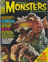 [66843] FAMOUS MONSTERS OF FILMLAND MAGAZINE #50 JULY 1968