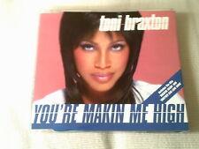 TONI BRAXTON - YOU'RE MAKIN ME HIGH - 4 TRACK UK CD SINGLE - PART 2