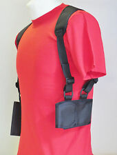 Cell Phone Shoulder Holster for Samsung Galaxy S3,S4, S5 with Wallet Pouch